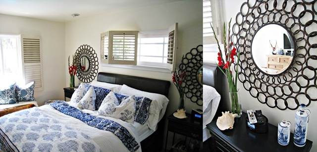 A Bedroom after a Makeover