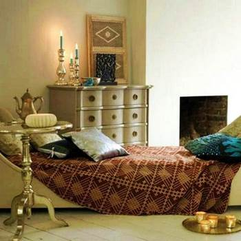 Classic Furnishings in a Bedroom