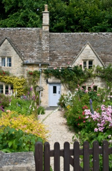 Country Home Designs 2 - English-Country-Cottage