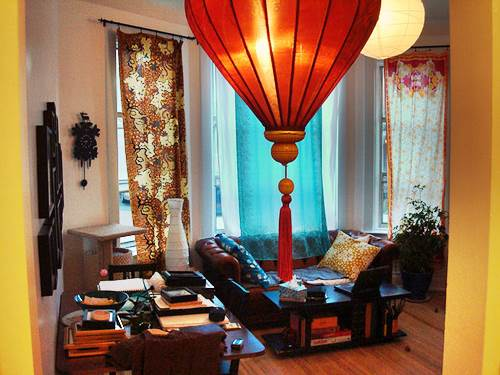 Bohemian Room Decor
