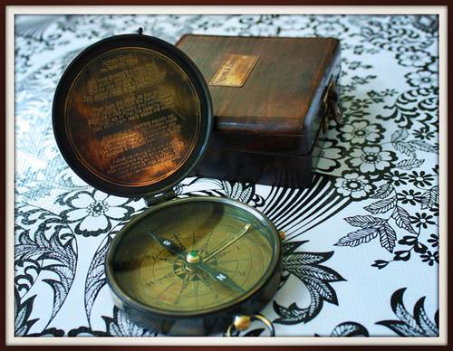Vintage Collectables 3 - Negretti & Zambra Compass