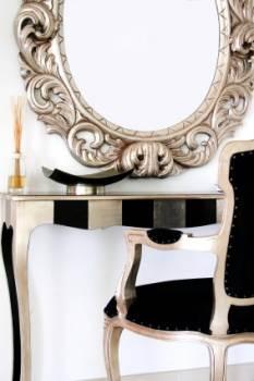 Grand Gilt Mirror