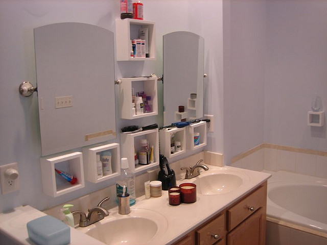 Giving A New Look To Your Bathroom 1