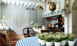 Getting the Country Kitchen Look