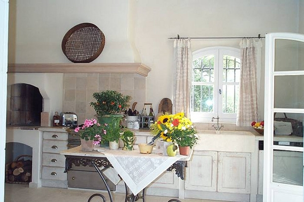 Getting the Country Kitchen Look 4