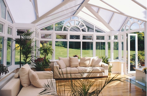 Three Novel Ways to Use Your Conservatory 2 - twin-gable-conservatory-poynton