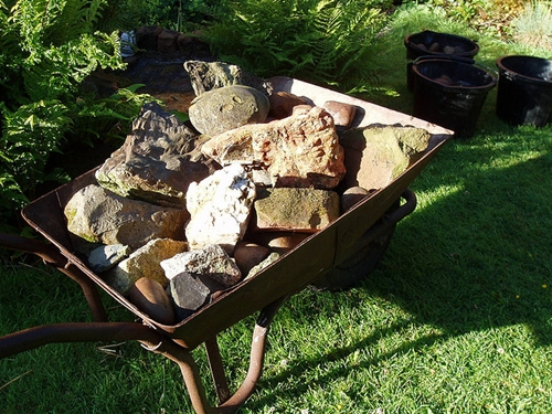 Build Your Own Garden Dream Stream 2 - Wheelbarrow