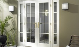 Improve Your Home with the Right French Doors 1 - french-doors-cottage
