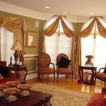 How a window treatment affects the décor of a room