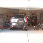 A Garage For All Seasons: Too Much Stuff and Too Little Space