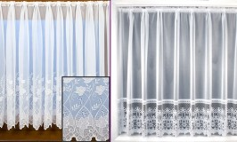 Net Curtains are not Just for Nosey Neighbours!