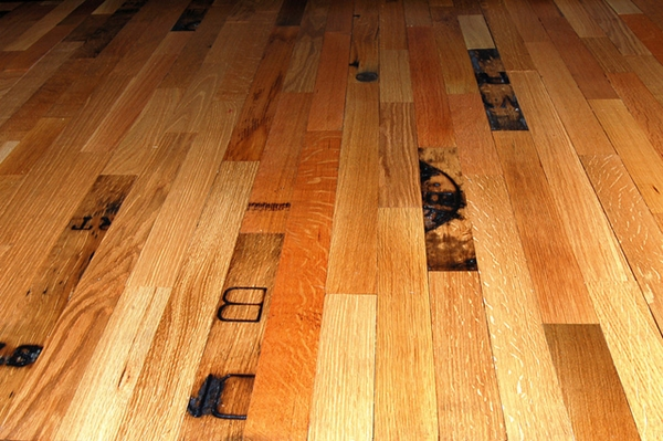 5 Unusual DIY Flooring Ideas 2