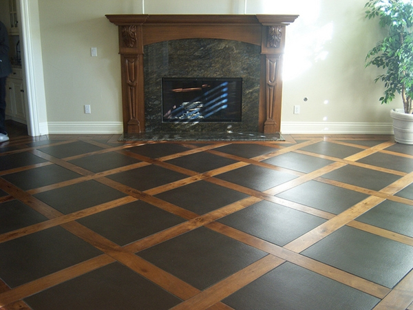 5 Unusual DIY Flooring Ideas 4