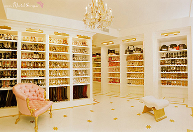 6 Flamboyant Ideas to Take From Celebrity Homes 7