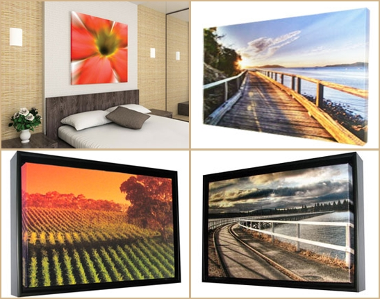 Decorating Your Home With Personalized Photo Canvas Prints 2
