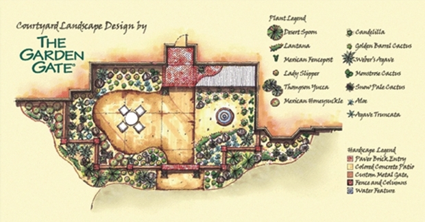 Landscape Design Ideas For The Desert 2