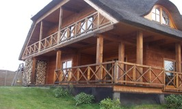 The Benefits Of Log Home Living