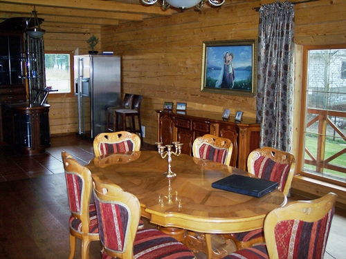 The Benefits Of Log Home Living 4