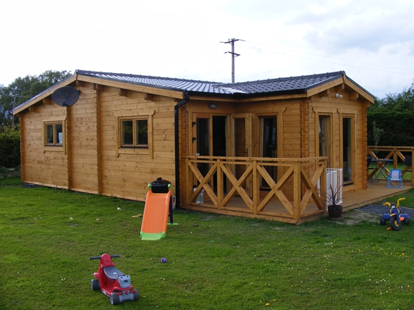 The Benefits Of Log Home Living 5