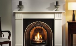 Warm the Home with a Stunning Fireplace