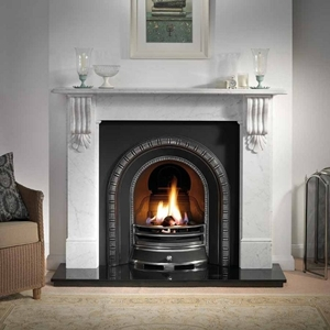 Warm the Home with a Stunning Fireplace 2
