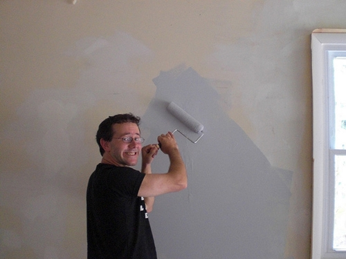 3 Top Tips for Painting a Room 4