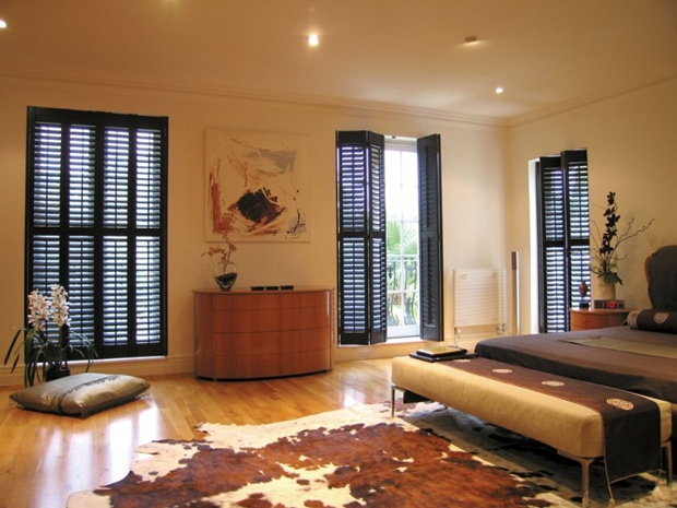 Ideal Wooden Shutters Designed For Your Home 6