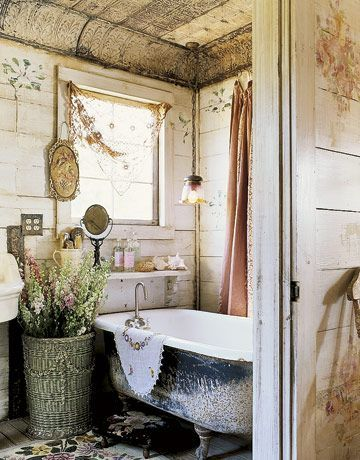 7 Tips to Design a Country Home Bathroom 1