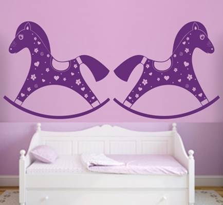 Beautiful Vintage Ideas for Your Child's Bedroom 2