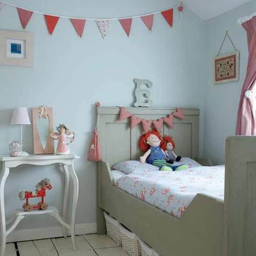 Beautiful Vintage Ideas for Your Child's Bedroom 3