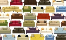 Leather or Fabric – Which One is a Better Choice for a Sofa for Your Living Room?