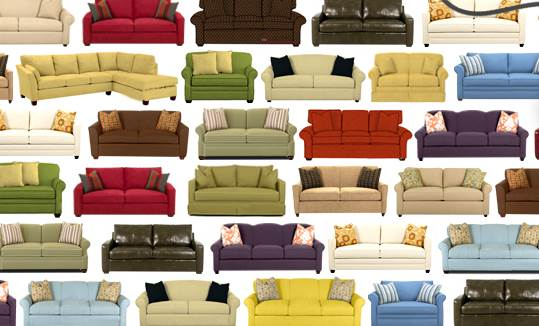 Leather or Fabric - Which One is a Better Choice for a Sofa for Your Living Room 1