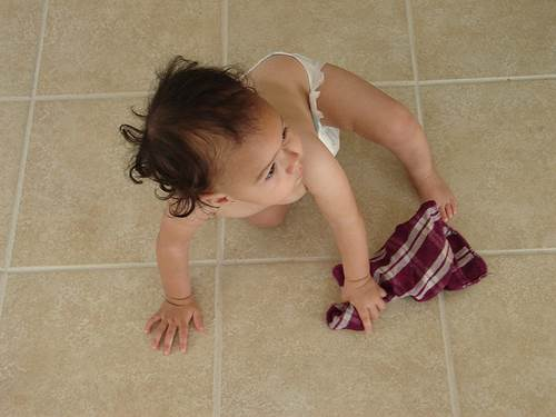 Granite Floors Scream 'Style' - But Only When They're Clean 3