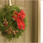 Nothing Says 'Christmas' Like A Christmas Wreath – Make Your Own!
