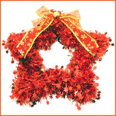 Nothing Says 'Christmas' Like A Christmas Wreath - Make Your Own 3