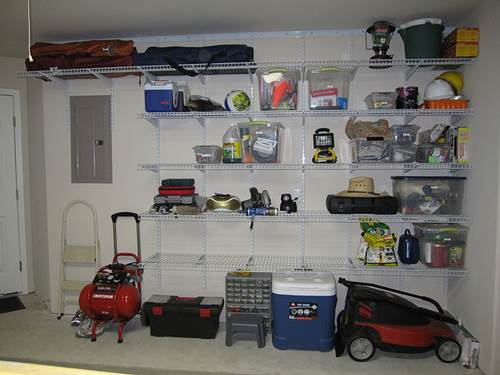 5 Highly Effective Ways To Create More Garage Space 4