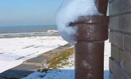 Why A Frozen Pipe Should Be Avoided At All Costs!