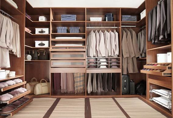 Stylish Clothes Storage Solutions 1