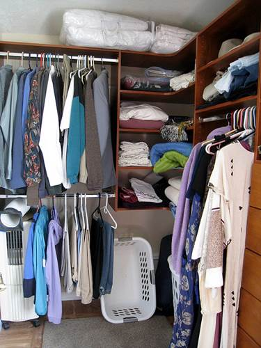 Stylish Clothes Storage Solutions 4