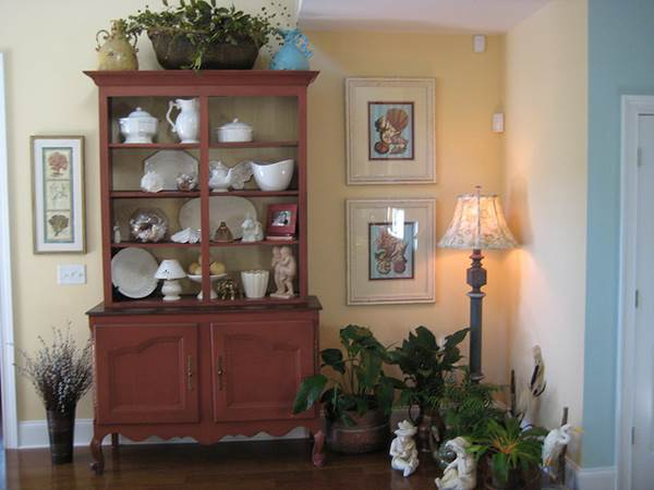 A French Interior Style for Our Home 1
