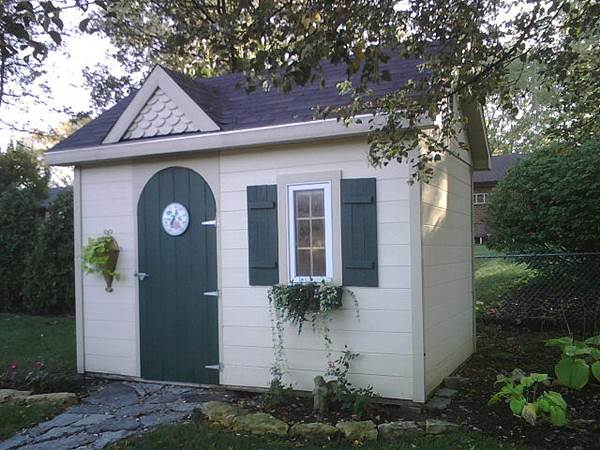 Build Your Dream Shed On A Budget 2
