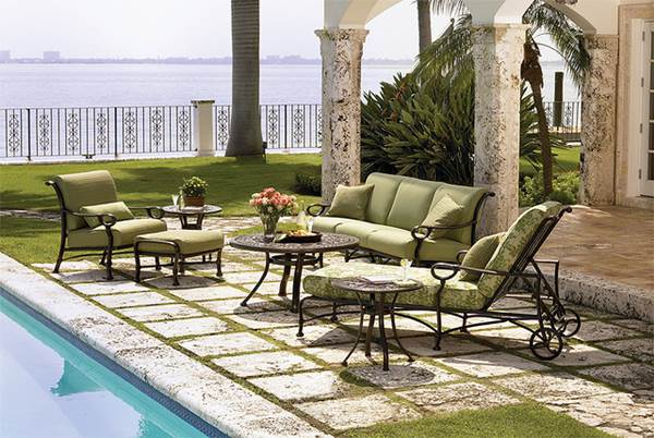 Four Essential Factors You Should Take Into Consideration While Buying Outdoor Furniture 1
