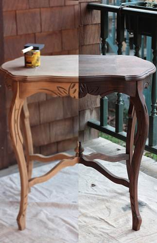 Give Your Old Furniture A Facelift With Spray Paint 4