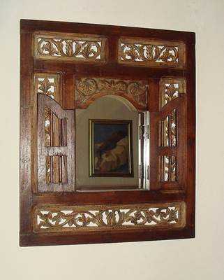 Unique Wall Decoration - Home-made Mirrors 4