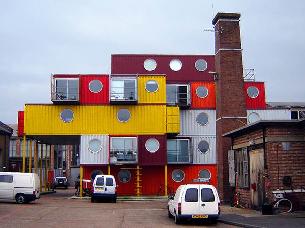 Apartment Buildings That Break The Mold 2