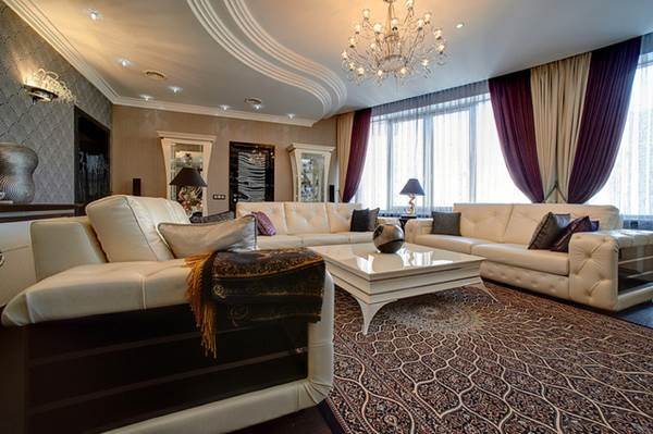 Less Stress, Less Mess - How to Decorate a Living Room WITHOUT Paint 1