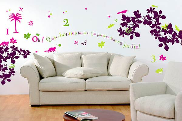 Less Stress, Less Mess - How to Decorate a Living Room WITHOUT Paint 3