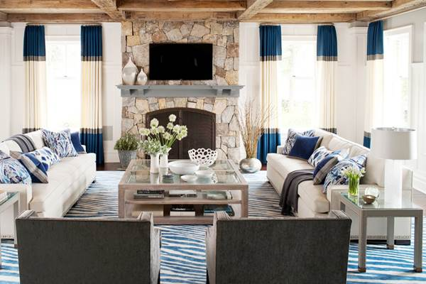 Less Stress, Less Mess - How to Decorate a Living Room WITHOUT Paint 5