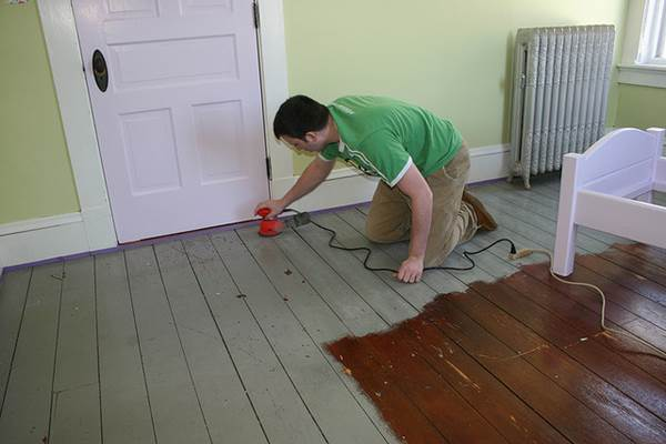 Sanding Your Floors - How Easy Is It 3