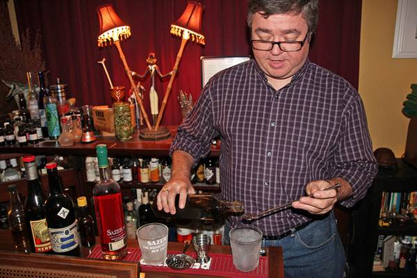 Would You Consider Having A Bar In Your Home 1